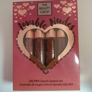 The Beauty Crop Lovable Nudes BNIB